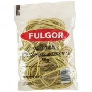 Elástico Amarelo Látex Super Especial N.18 50Grs Fulgor