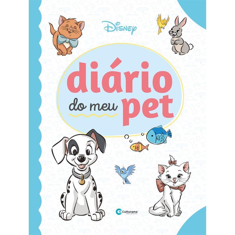 Diário Disney do Meu Pet