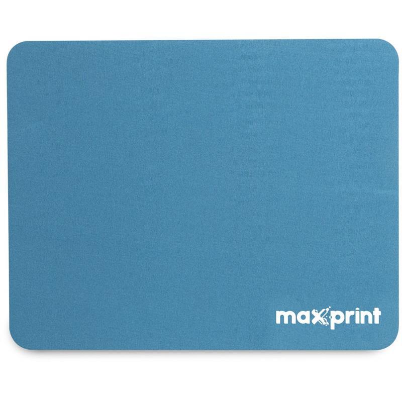 Mouse Pad Tecido Azul 220mmX178mm Maxprint