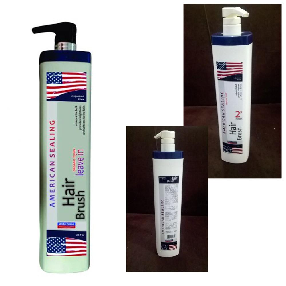 Progressiva Hair Brush USA 1 Litro - no Brasil
