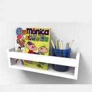 Prateleira para Livros Infantil Montessoriano 50cm