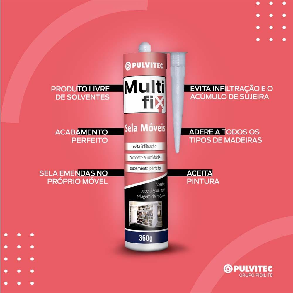 Multifix Sela Moveis 360g