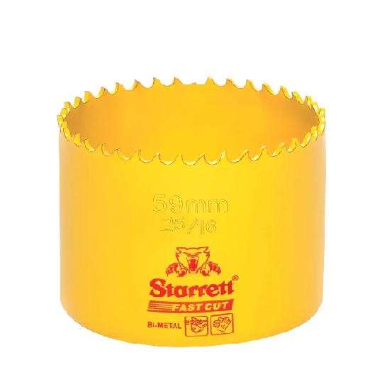 Serra Copo Fast Cut 2.5/16 59mm Starrrett