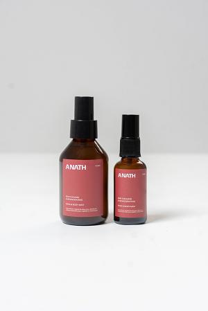 Kit Casa & Bolsa - Bruma facial hidratante refrescante e revigorante - Esh Refreshing Mist