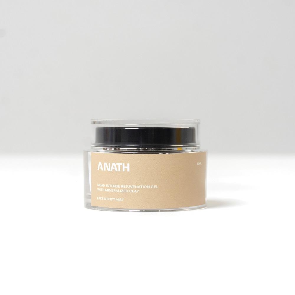 Gel Hidratante Facial Noturno - Noah Intense Rejuvenation Gel With Mineralized Clay