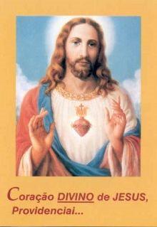 Coração Divino de Jesus Providenciai