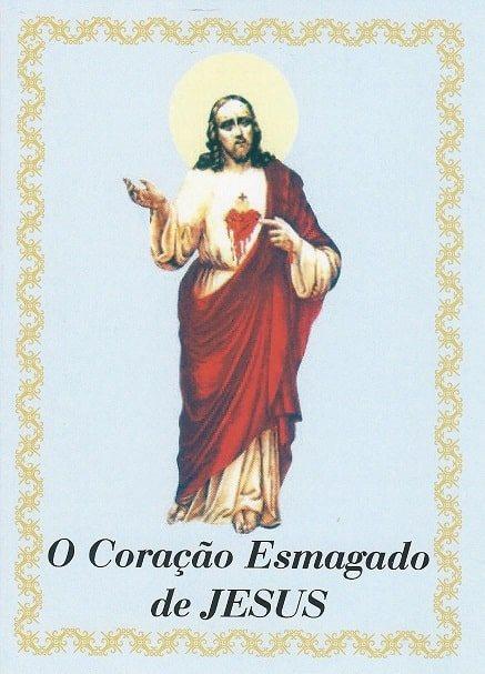 Coração Esmagado de Jesus