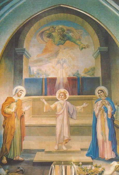 Devocionário da Santíssima Trindade