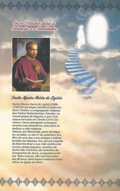 Doze Virtudes Para a Salvação e a Santidade