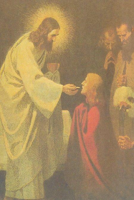 Excelências da Santa Missa. Tesouro Oculto