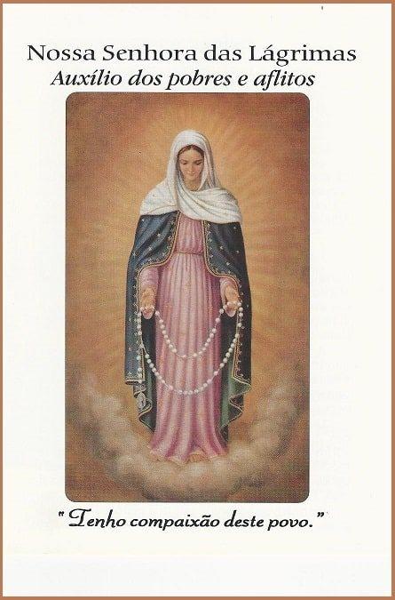 Nossa Senhora das Lágrimas