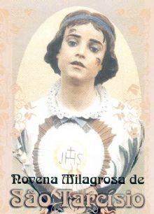Novena Milagrosa de São Tarcísio
