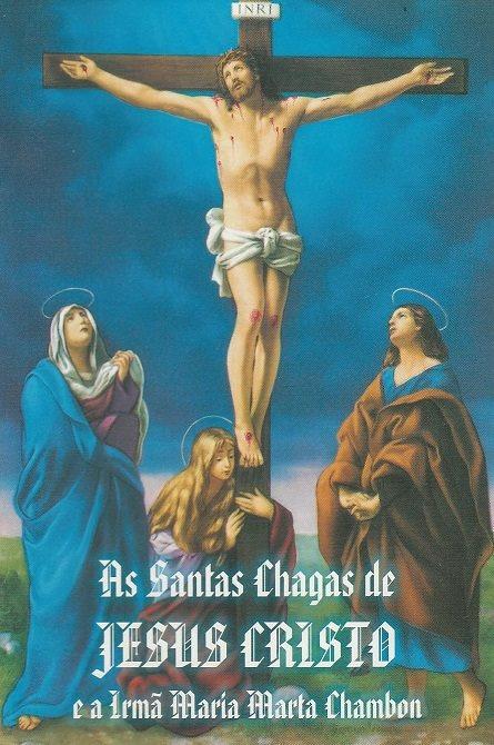 Santas Chagas de Jesus - Livro