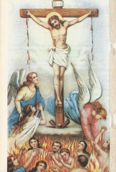Sufrágio Orações e Novenas para as Almas do Purgatório