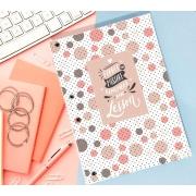 Caderno Argolado A4 HAPPY 1