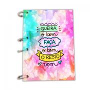 Caderno Argolado - Faça o bem