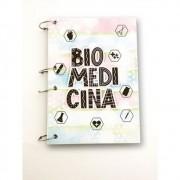 Caderno Argolado universitário - Biomedicina