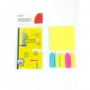 Sticky note bookle -livrinho
