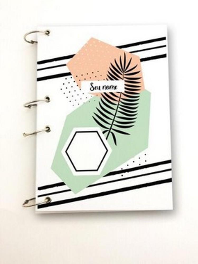 Caderno Argolado - A4