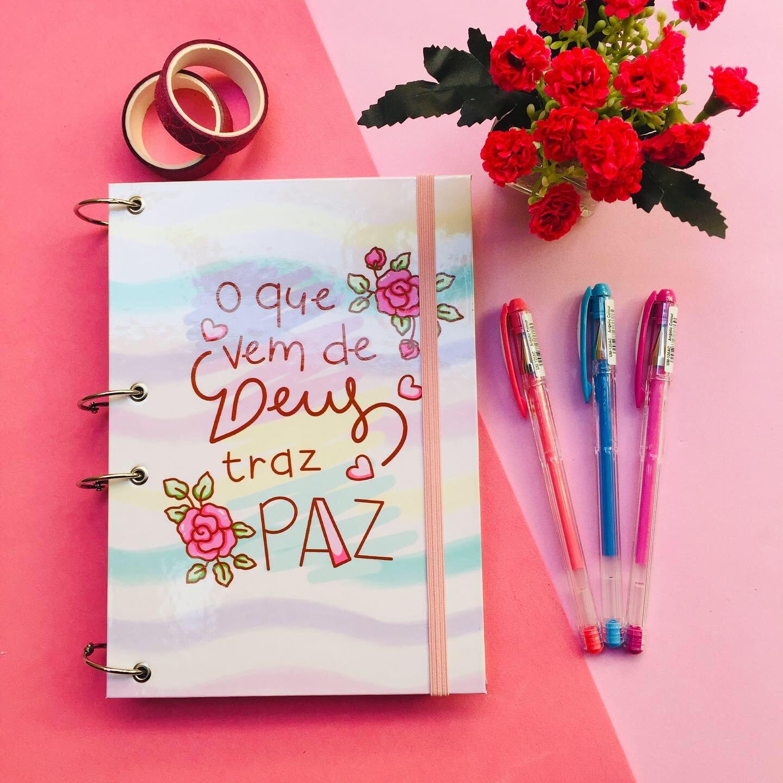 Caderno Argolado - O que vem de Deus
