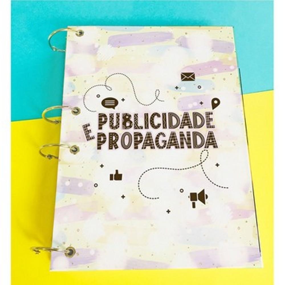 Caderno Argolado PMK - A5