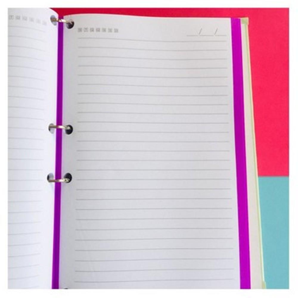 Caderno Argolado Universitário A4 - Psicologia
