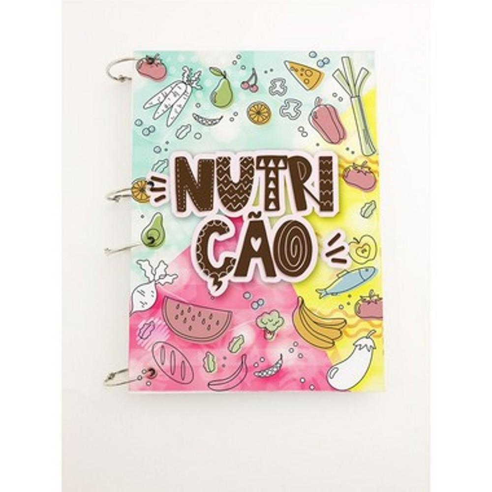 Caderno Argolado Universitário Nutrição