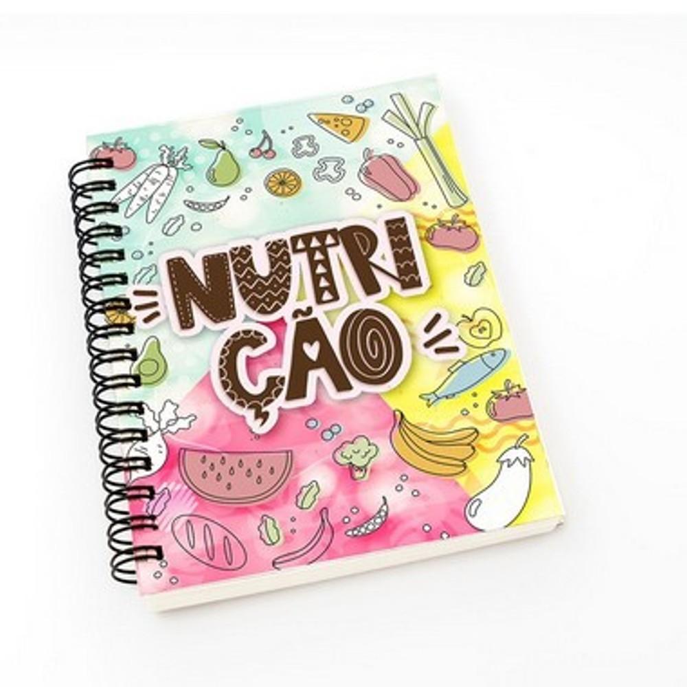 Cadernos Colegial 10 Máterias  Nutrição