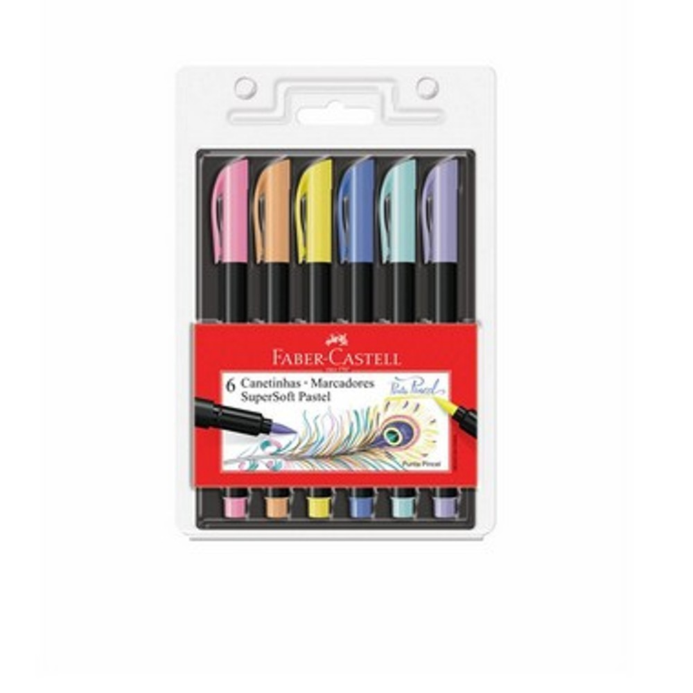 SuperSoft Pastel - Faber Castell