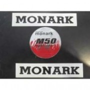 Adesivo kit do magneto para Mobilete Monark S50