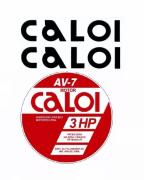 Adesivo Kit Magneto para Mobylette Caloi
