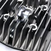 Cabeçote 50cc com Descompressor Mobylette / Bikelete