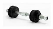 Flexibloco E Coxim Completo para Mobilete