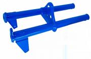 Garfo para Caloi - Azul