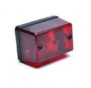 Lanterna Traseira para Mobilete Caloi