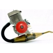 Motor 2 Tempos Mobylette 75cc
