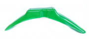 Paralama Dianteiro Verde para Mobilete Caloi