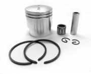Pistão 40mm Completo c/ Anéis é para Mini Moto Quadriciclos 49cc