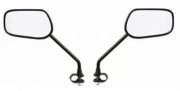 Retrovisor C/ bracadeira para Mobilete ( Par )