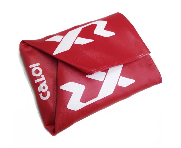 Capa de Banco Vermelha para Mobilete Caloi