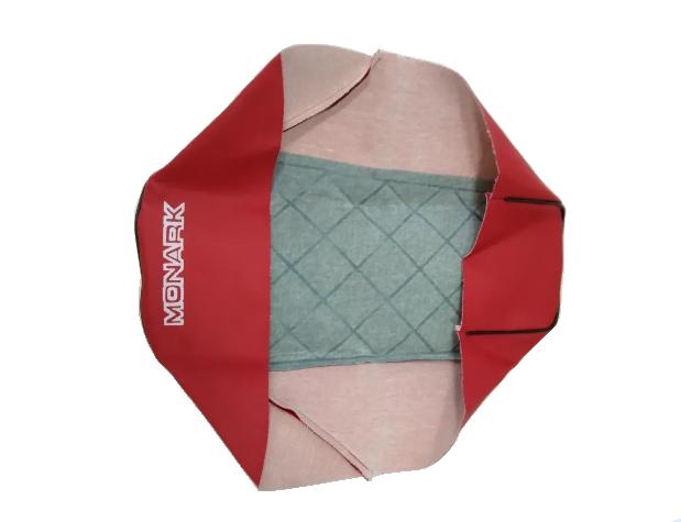 Capa De Banco Vermelho Mobilete Monark