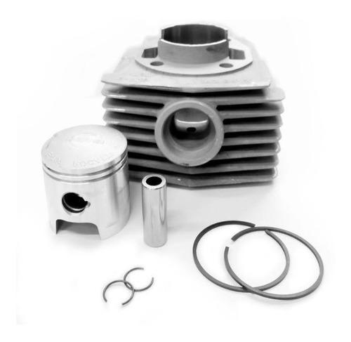 Cilindro 75cc Completo para Mobilete