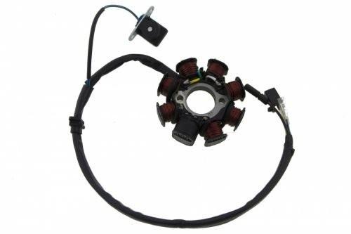 Estator para Dafra Laser 150 - 8 bobinas