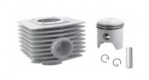 Kit Cilindro 75cc Completo para Mobilete