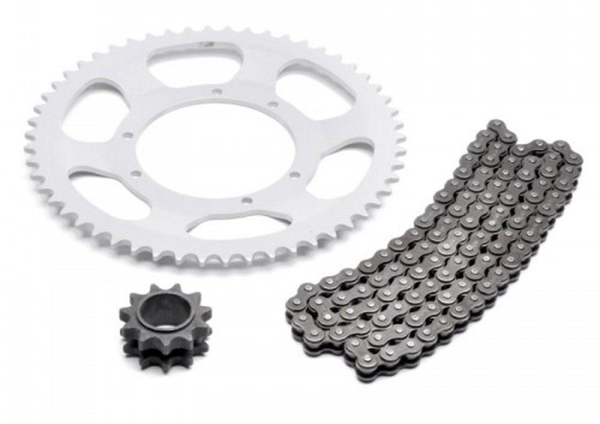 Kit Relação Completa para Mobilete  / bikelete
