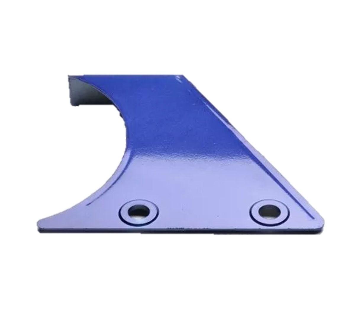 Lateral do Protetor da Correia Azul para Walk Machine