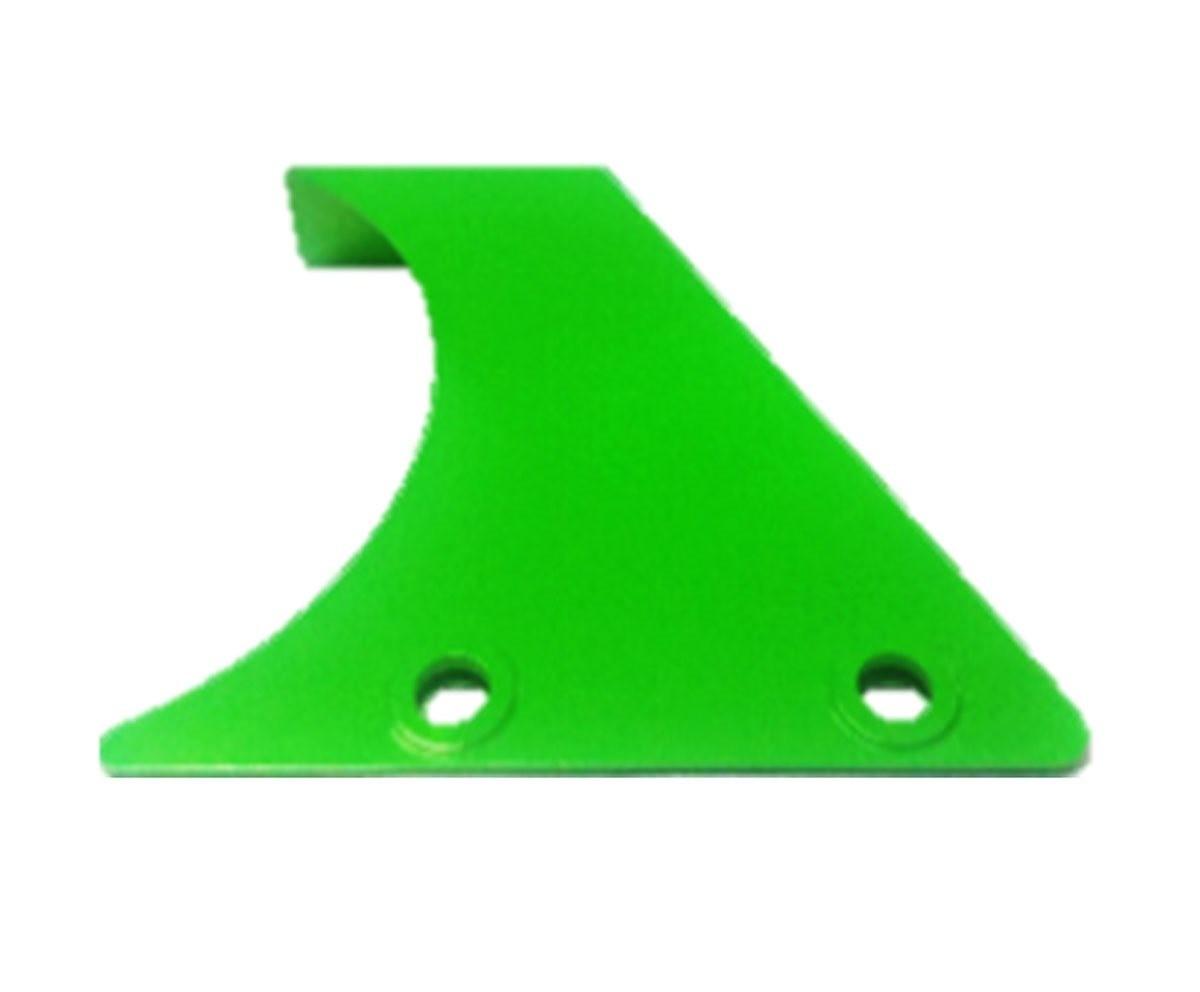 Lateral do Protetor da Correia Verde para Walk Machine