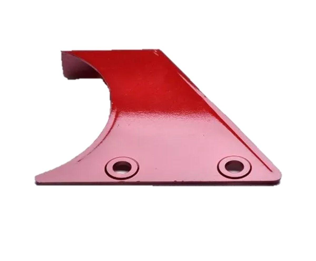 Lateral do Protetor da Correia Vermelho para Walk Machine