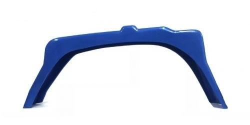 Paralama Traseiro Azul para Mobilete Caloi