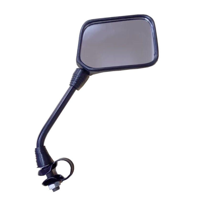 Retrovisor Direito C/ braçadeira Advance Bikelete / Mobilete